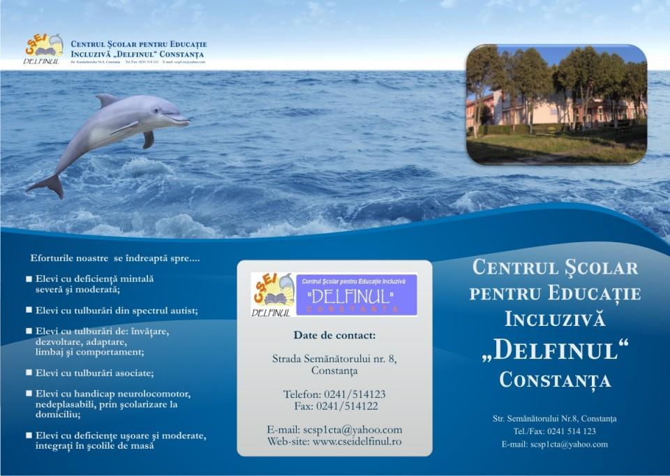 pliant centrul scolar delfinul_exterior
