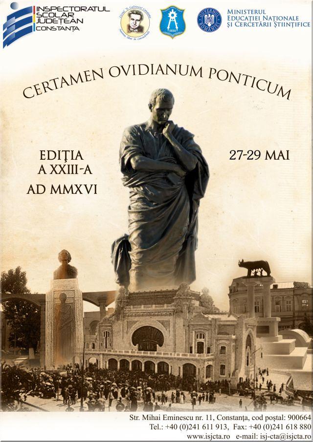 Afis Ovidianum 2016